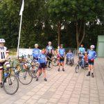 Training aangepast wielrennen weer gestart