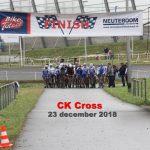 CK Cross 2018