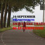 Prijsuitreiking van Swift Time Trails en Di-Av-Competitie