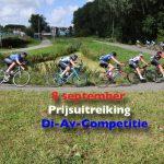 Prijsuitreiking Di-Av-Competitie 2020
