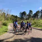 Zaterdag 12 september:Purmertocht, 160 km