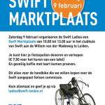 Swift Marktplaats voor een Handbike op 9 februari
