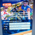 Start2MTB bij Swift 5,12, 19 en 26 Oktober
