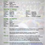 Slot etappe 'Driedaagse Dames' op de Bult
